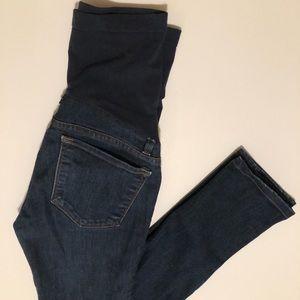 J Brand full panel maternity jeans